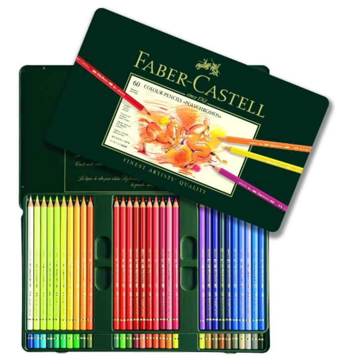 Faber Castell Watercolor Pencil Crayons